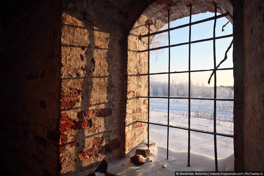 God-forsaken: Abandoned churches and cathedrals of Russia - 02