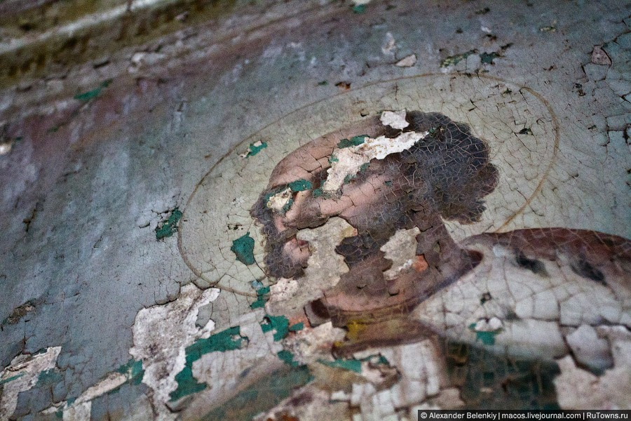 God-forsaken: Abandoned churches and cathedrals of Russia - 06