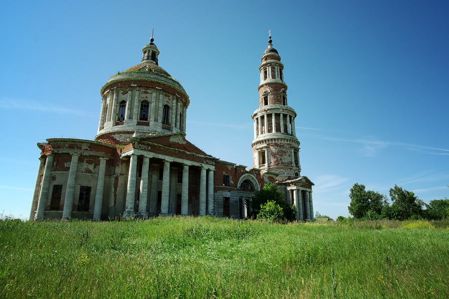 God-forsaken: Abandoned churches and cathedrals of Russia - 08