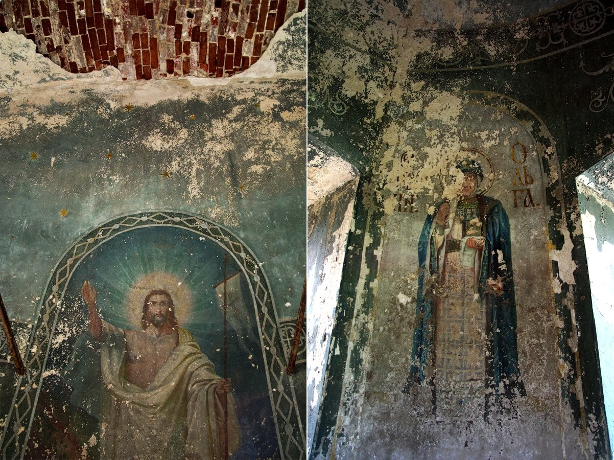 God-forsaken: Abandoned churches and cathedrals of Russia - 13