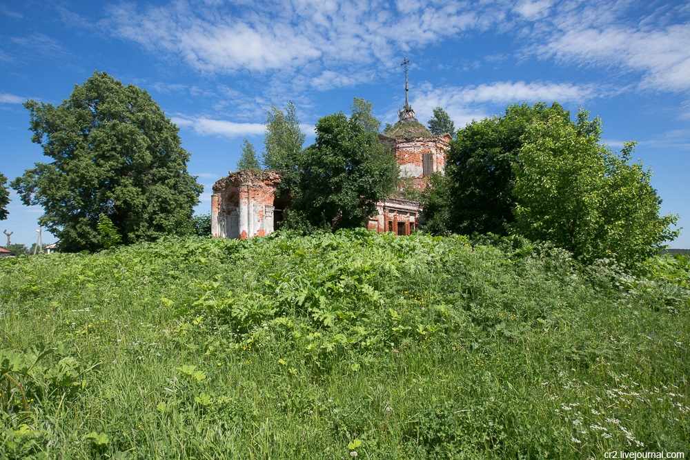 God-forsaken: Abandoned churches and cathedrals of Russia - 21
