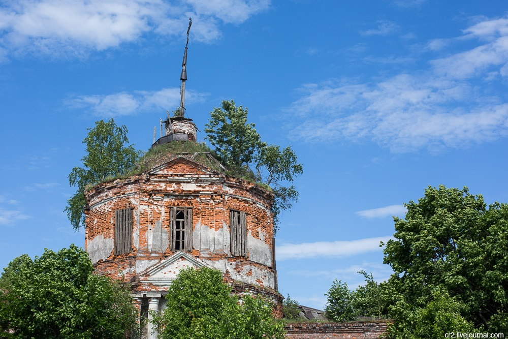 God-forsaken: Abandoned churches and cathedrals of Russia - 22