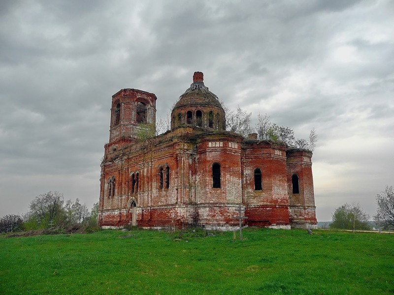 God-forsaken: Abandoned churches and cathedrals of Russia - 25