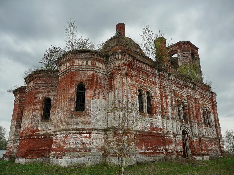 God-forsaken: Abandoned churches and cathedrals of Russia - 26
