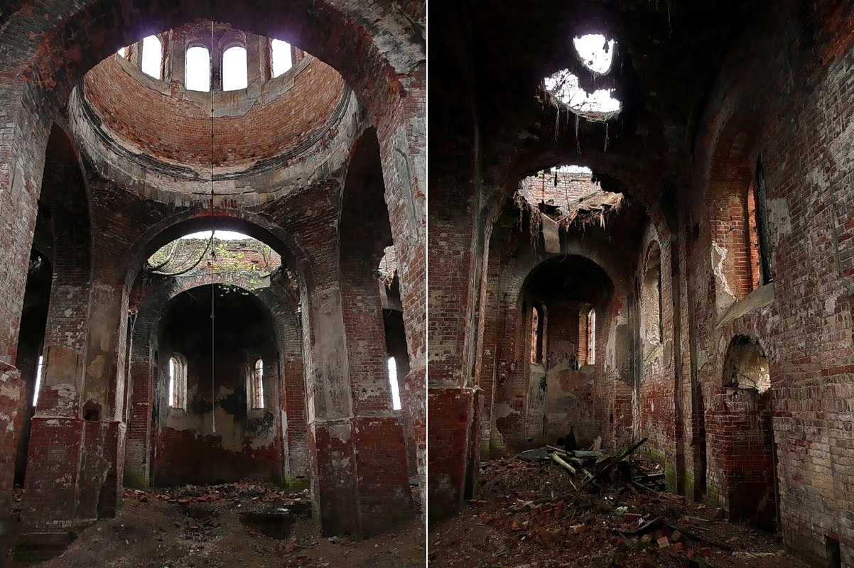 God-forsaken: Abandoned churches and cathedrals of Russia - 27