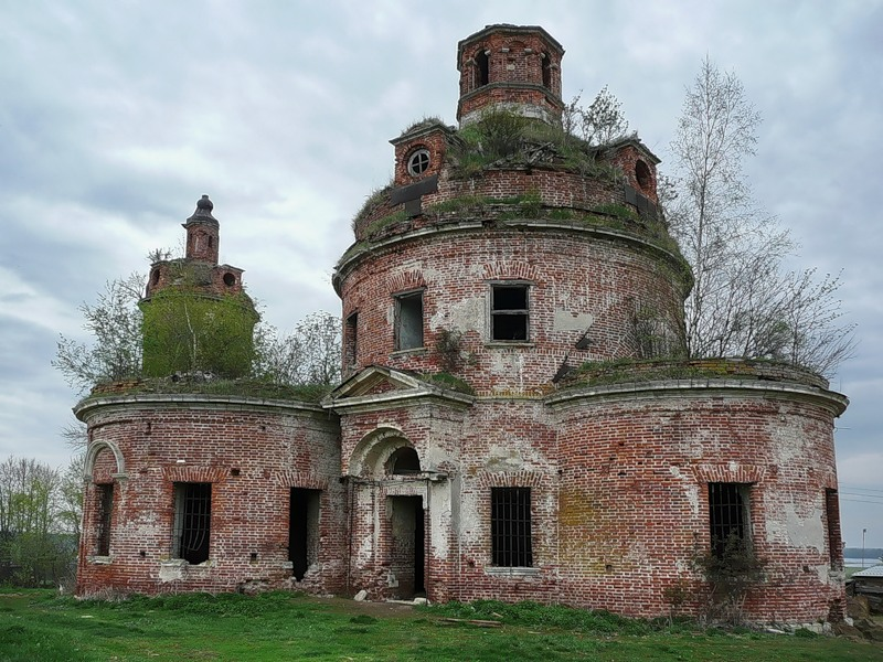 God-forsaken: Abandoned churches and cathedrals of Russia - 28
