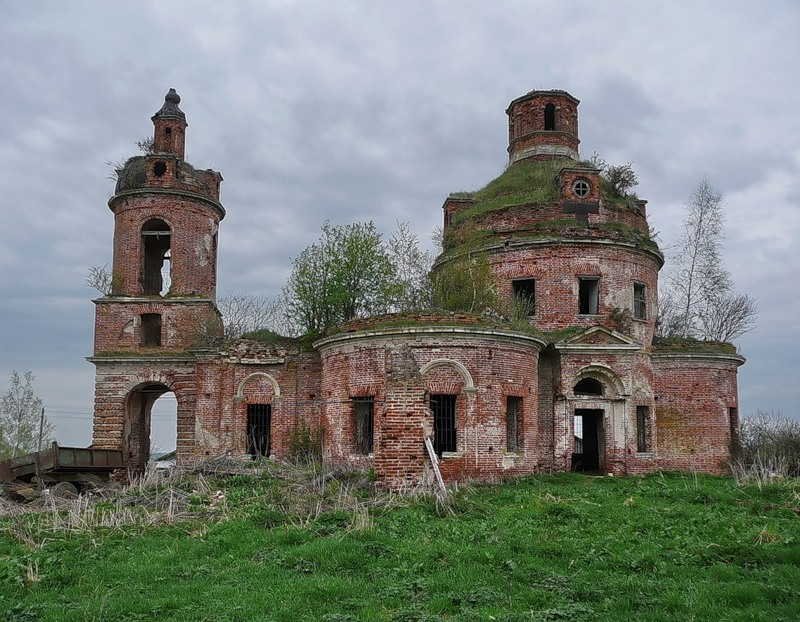 God-forsaken: Abandoned churches and cathedrals of Russia - 29