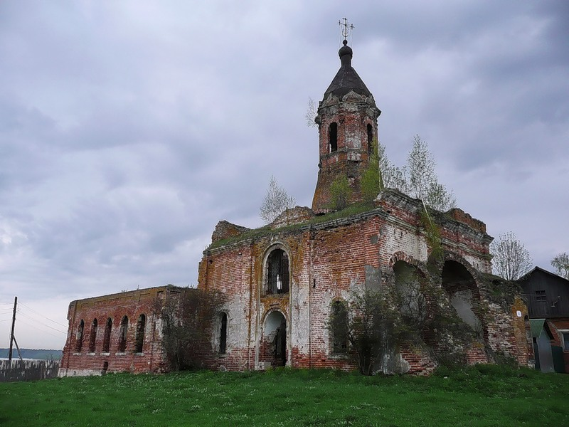 God-forsaken: Abandoned churches and cathedrals of Russia - 31