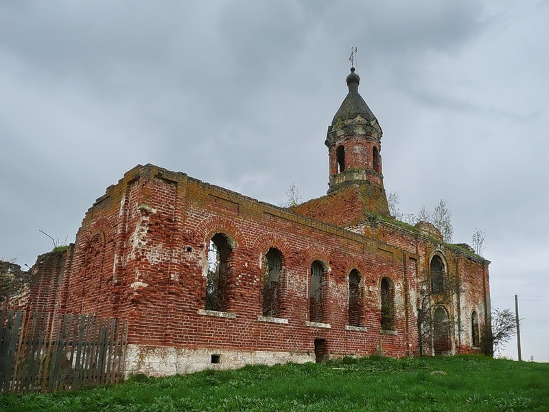 God-forsaken: Abandoned churches and cathedrals of Russia - 32
