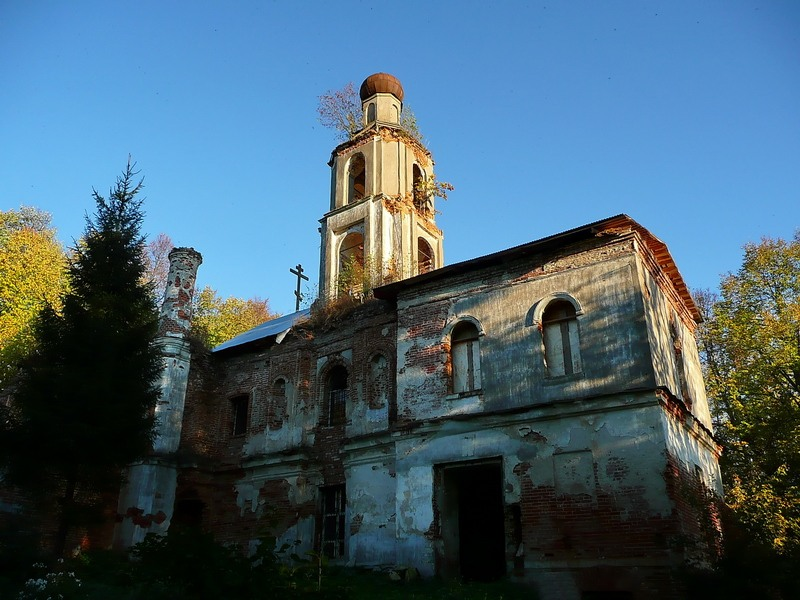 God-forsaken: Abandoned churches and cathedrals of Russia - 33