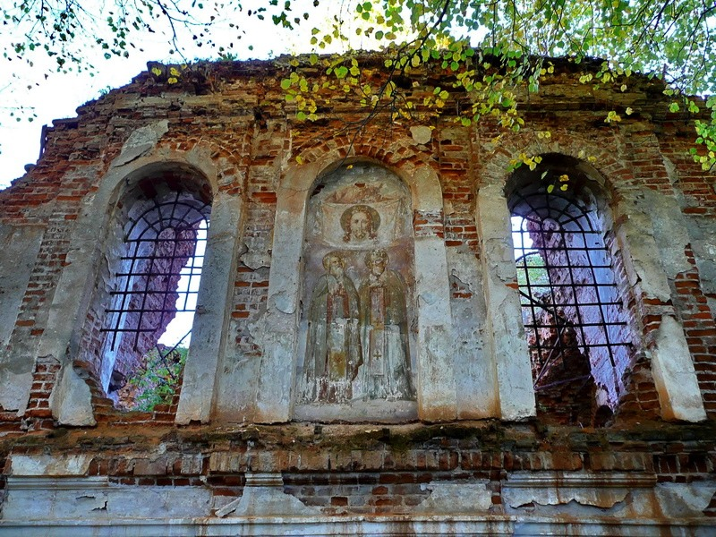 God-forsaken: Abandoned churches and cathedrals of Russia - 34