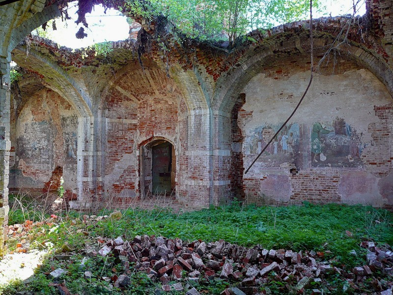 God-forsaken: Abandoned churches and cathedrals of Russia - 35
