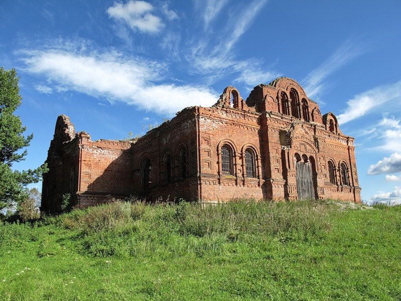God-forsaken: Abandoned churches and cathedrals of Russia - 36