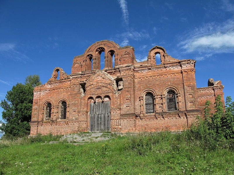 God-forsaken: Abandoned churches and cathedrals of Russia - 37