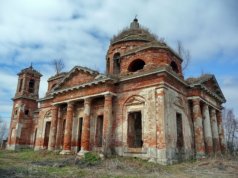 God-forsaken: Abandoned churches and cathedrals of Russia - 39