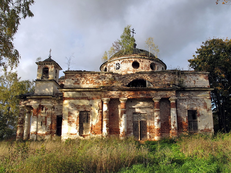 God-forsaken: Abandoned churches and cathedrals of Russia - 43