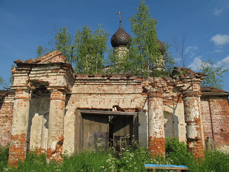 God-forsaken: Abandoned churches and cathedrals of Russia - 48