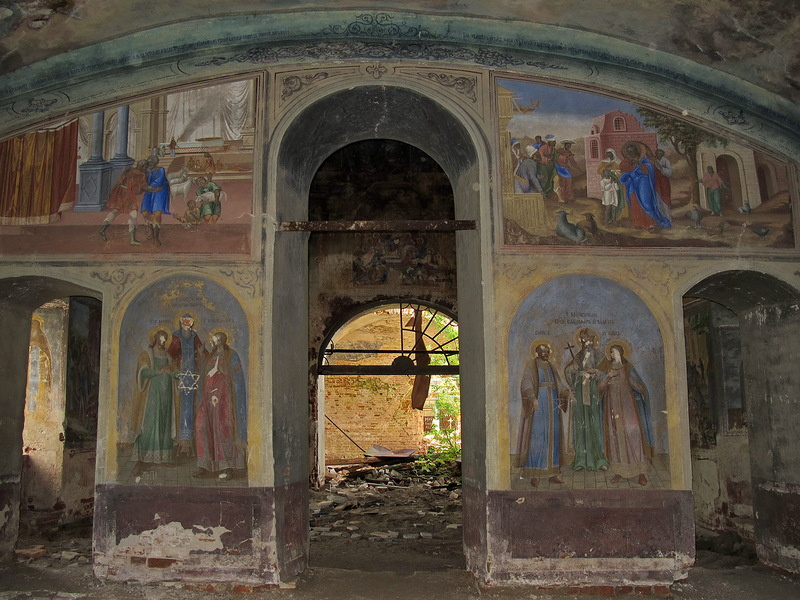 God-forsaken: Abandoned churches and cathedrals of Russia - 51