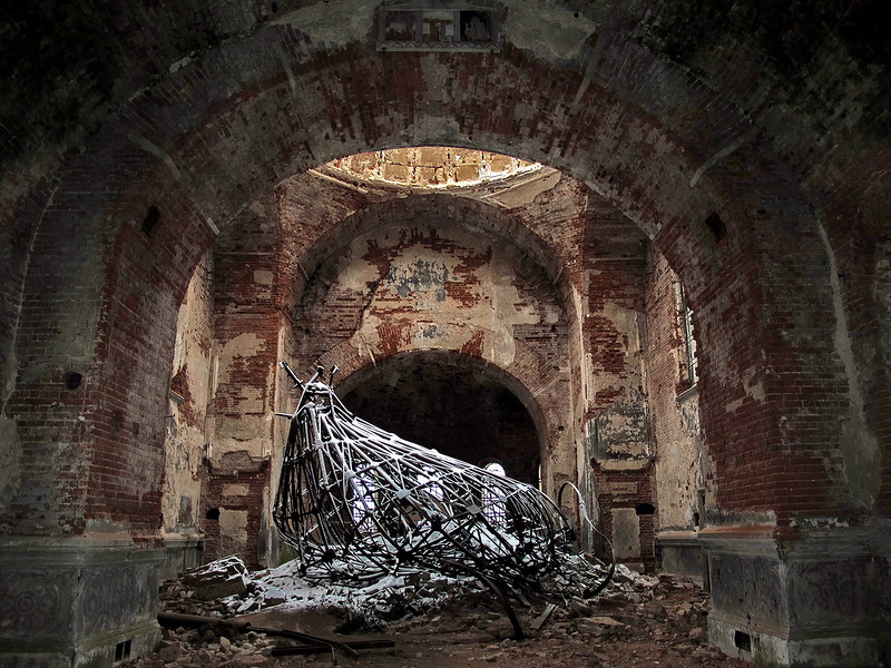 God-forsaken: Abandoned churches and cathedrals of Russia - 55