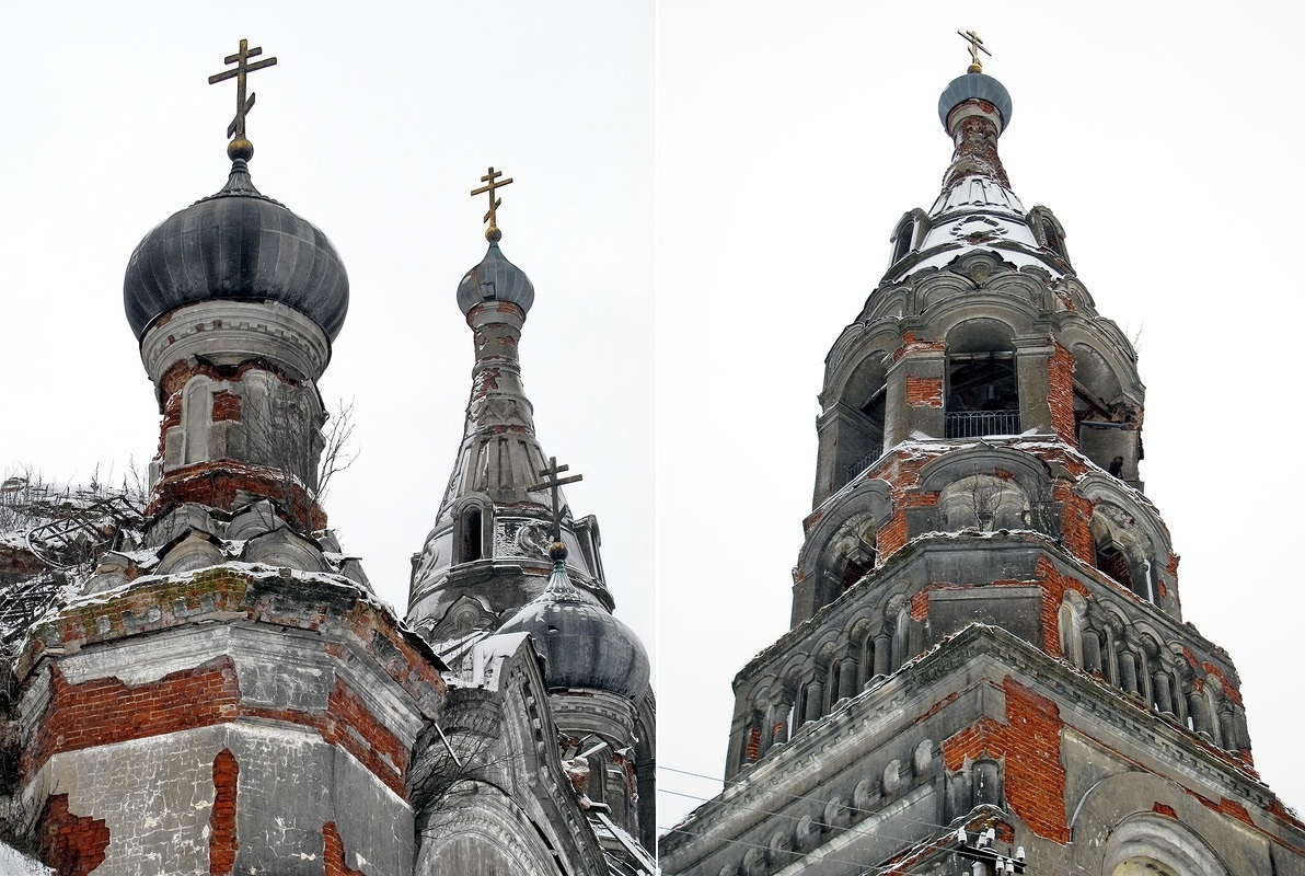 God-forsaken: Abandoned churches and cathedrals of Russia - 56