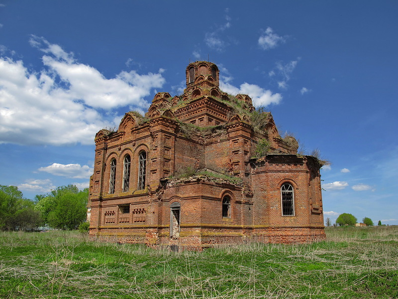 God-forsaken: Abandoned churches and cathedrals of Russia - 64