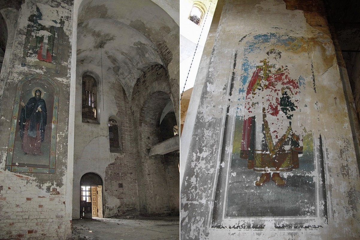 God-forsaken: Abandoned churches and cathedrals of Russia - 69