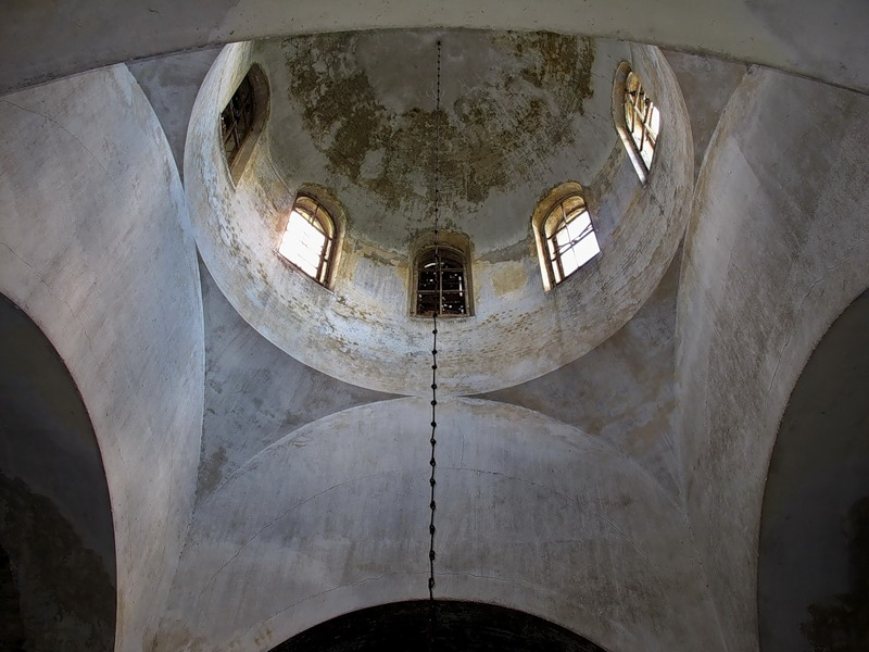 God-forsaken: Abandoned churches and cathedrals of Russia - 70