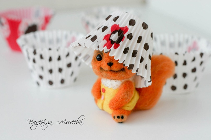Handmade tenderness: Super sweet toys by Nadezhda Micheeva - 01