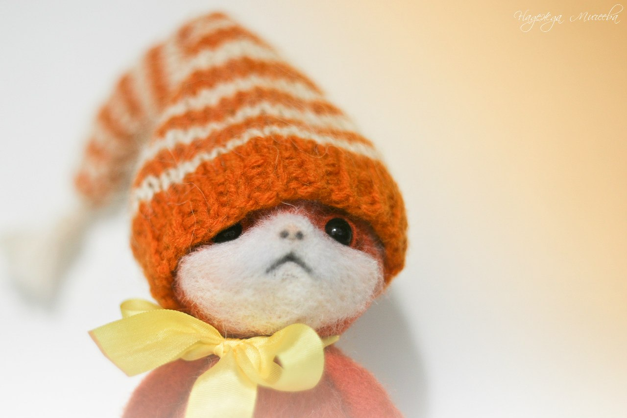 Handmade tenderness: Super sweet toys by Nadezhda Micheeva - 12