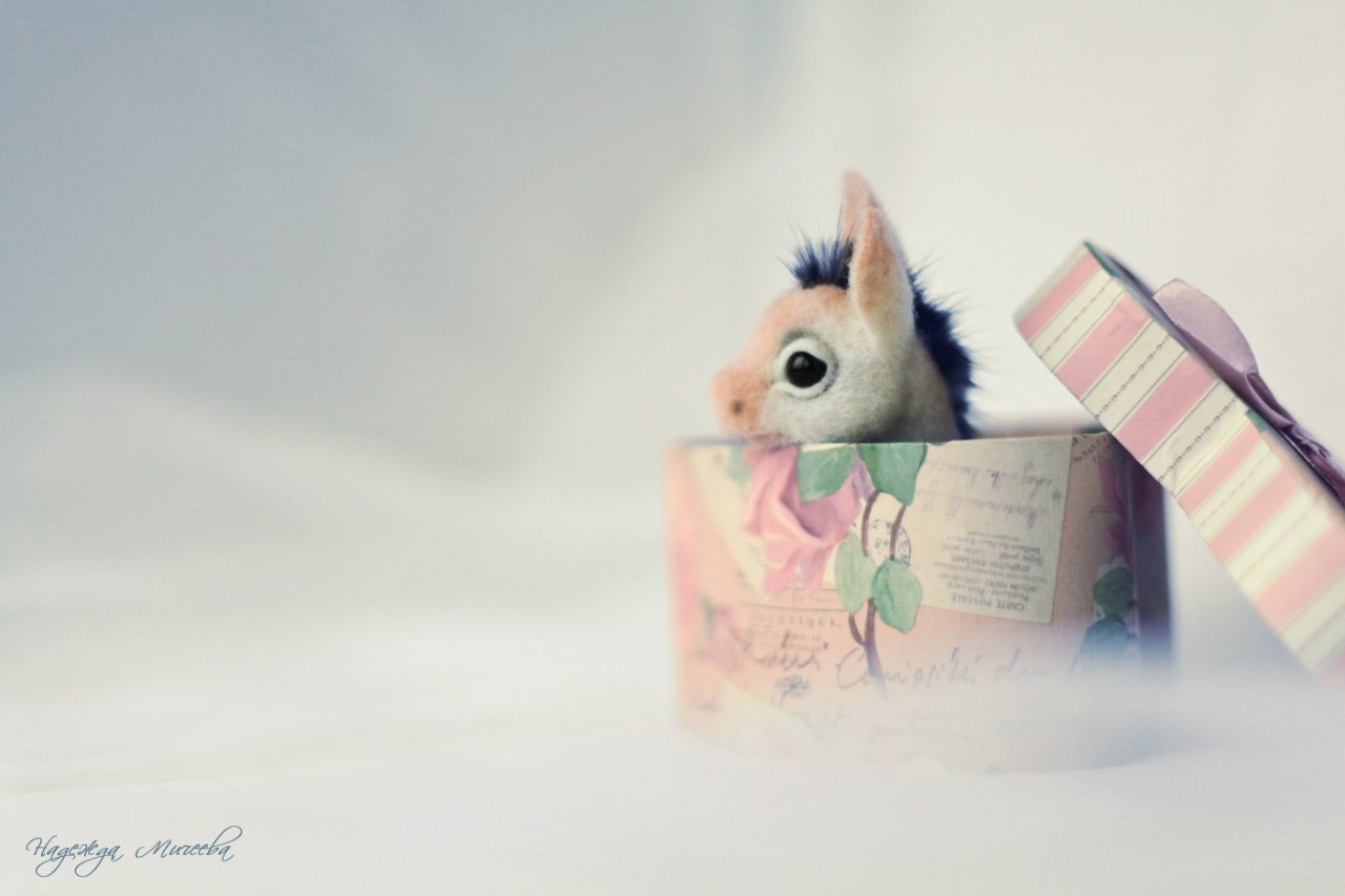 Handmade tenderness: Super sweet toys by Nadezhda Micheeva - 13