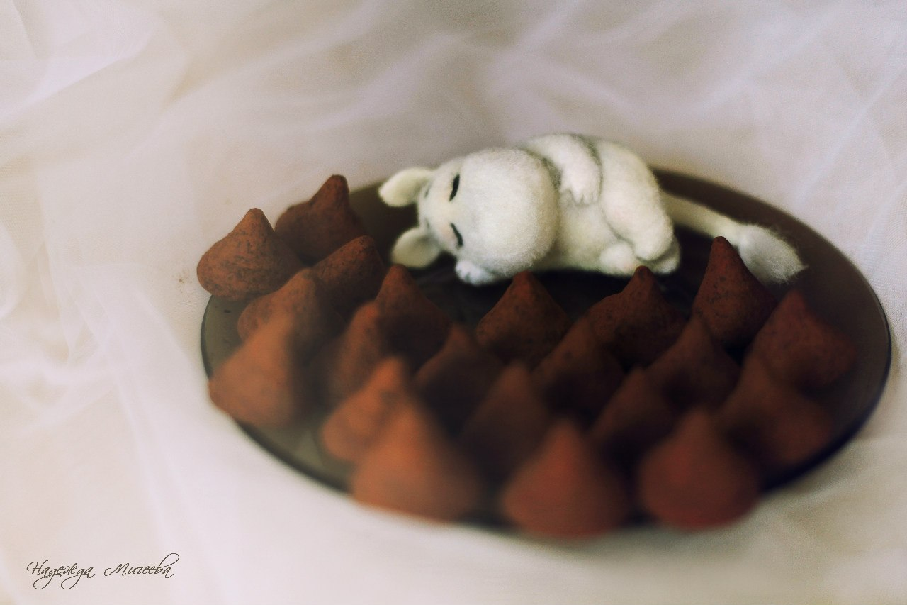 Handmade tenderness: Super sweet toys by Nadezhda Micheeva - 14