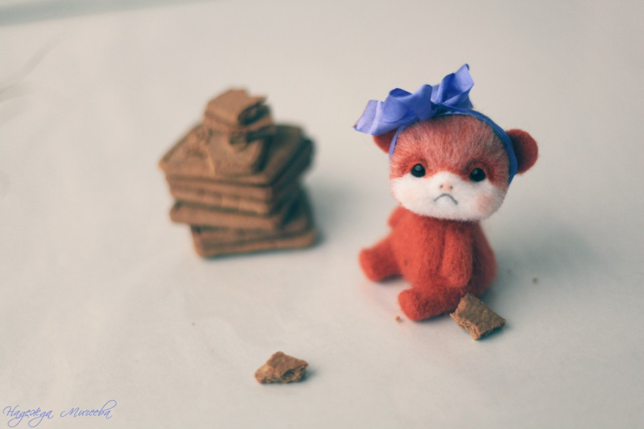 Handmade tenderness: Super sweet toys by Nadezhda Micheeva - 18