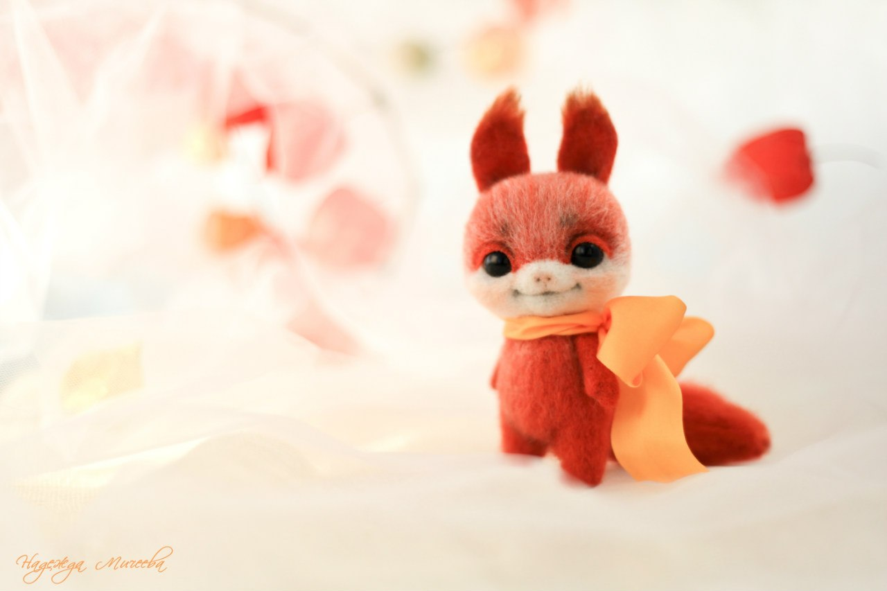 Handmade tenderness: Super sweet toys by Nadezhda Micheeva - 19