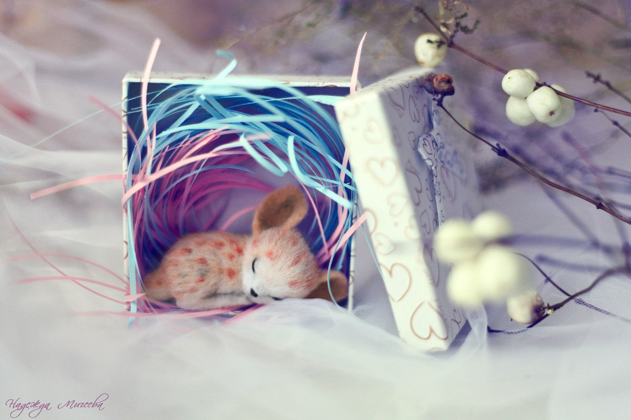 Handmade tenderness: Super sweet toys by Nadezhda Micheeva - 24
