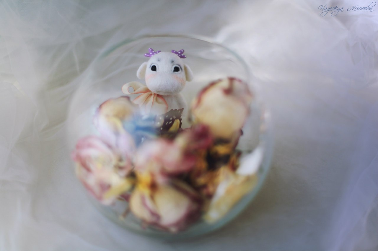 Handmade tenderness: Super sweet toys by Nadezhda Micheeva - 29
