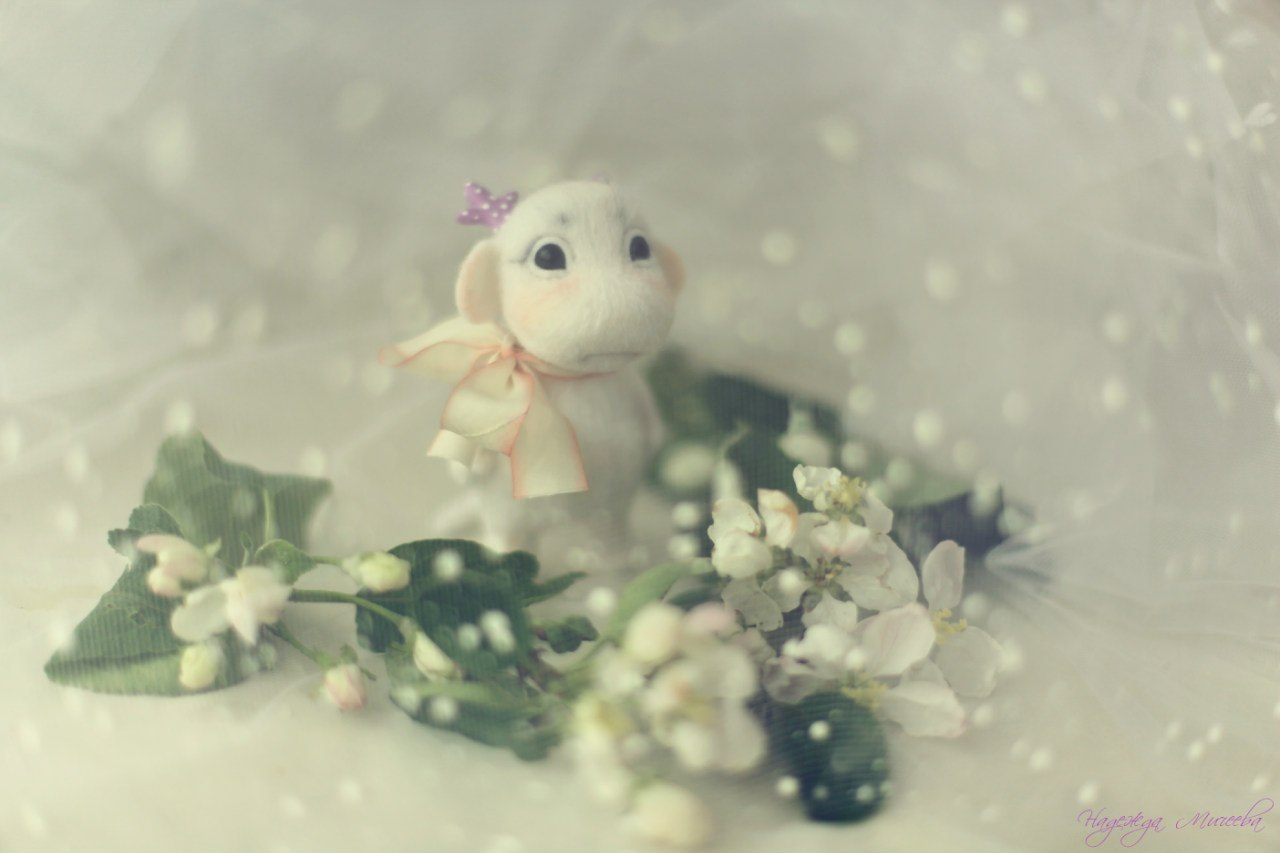 Handmade tenderness: Super sweet toys by Nadezhda Micheeva - 30