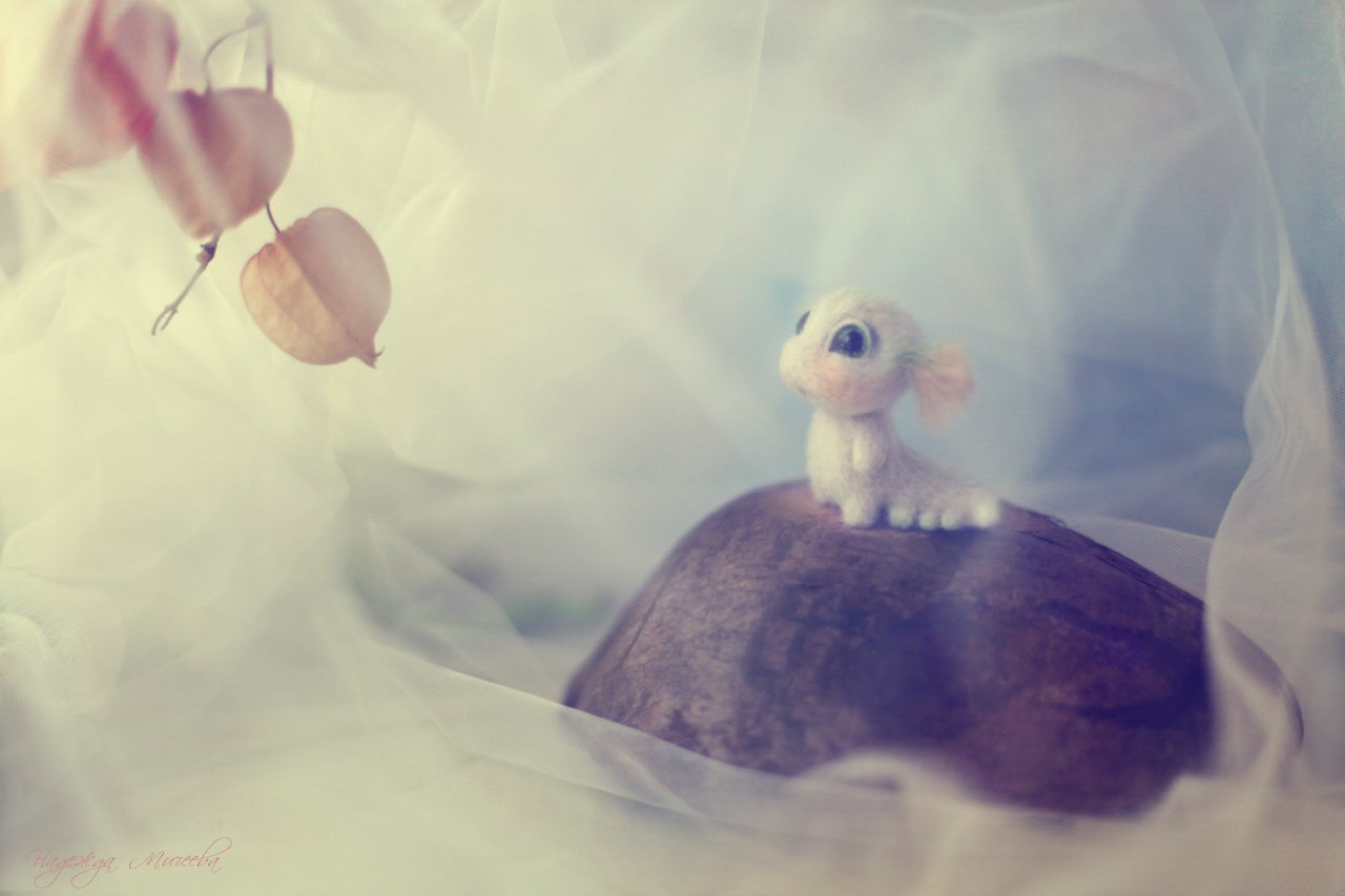 Handmade tenderness: Super sweet toys by Nadezhda Micheeva - 33
