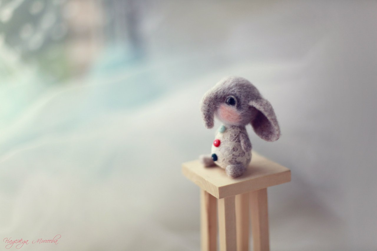 Handmade tenderness: Super sweet toys by Nadezhda Micheeva - 35