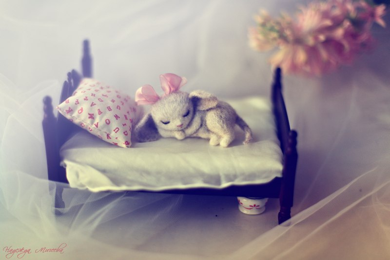 Handmade tenderness: Super sweet toys by Nadezhda Micheeva - 36