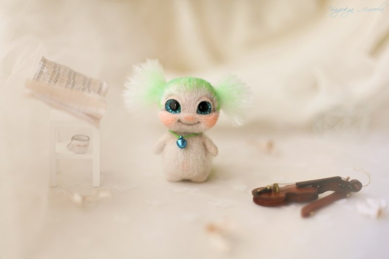 Handmade tenderness: Super sweet toys by Nadezhda Micheeva - 37