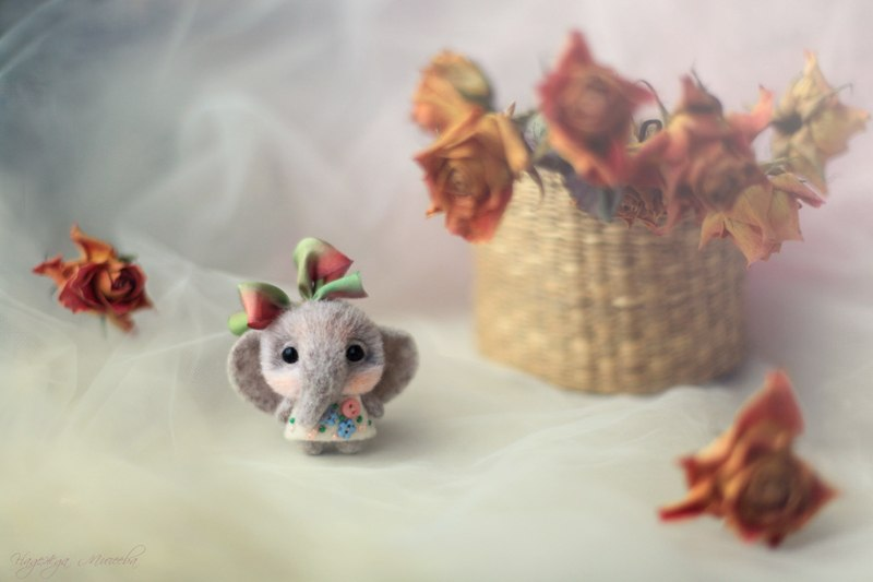 Handmade tenderness: Super sweet toys by Nadezhda Micheeva - 40