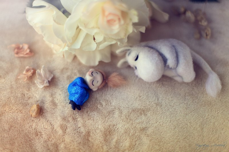 Handmade tenderness: Super sweet toys by Nadezhda Micheeva - 45
