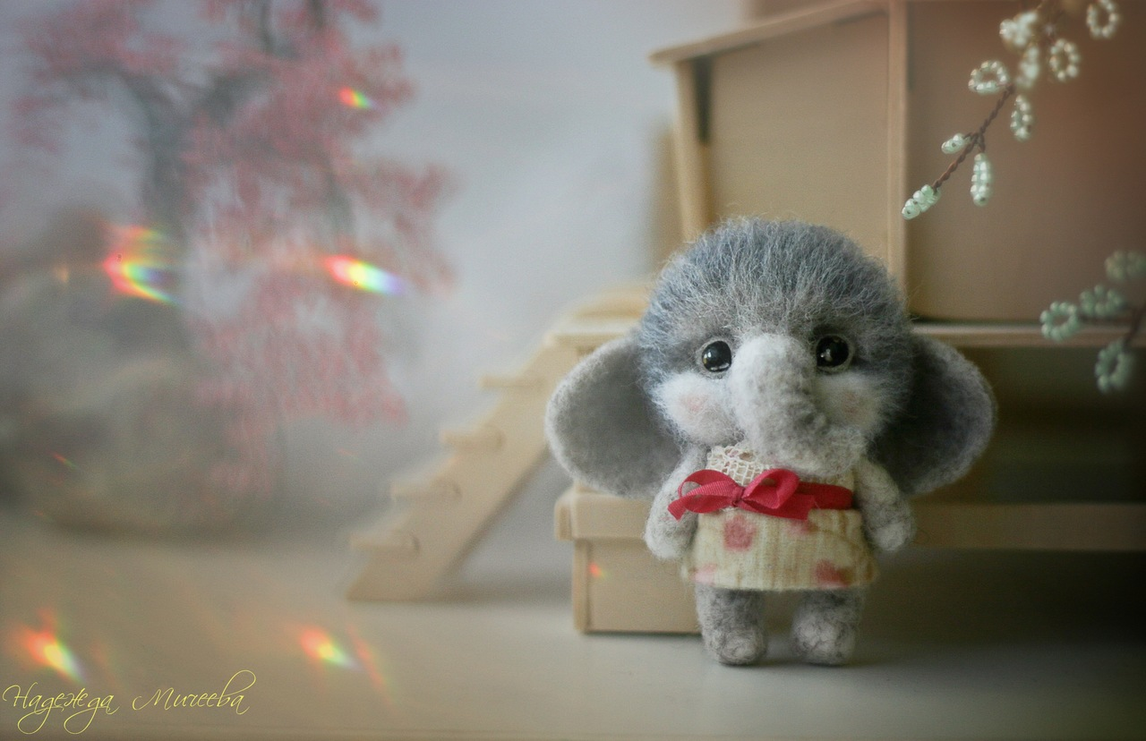 Handmade tenderness: Super sweet toys by Nadezhda Micheeva - 05