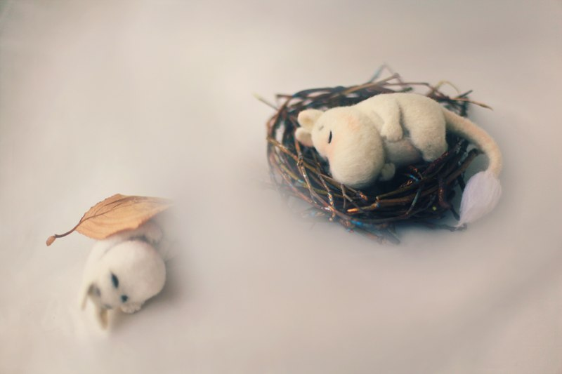 Handmade tenderness: Super sweet toys by Nadezhda Micheeva - 60