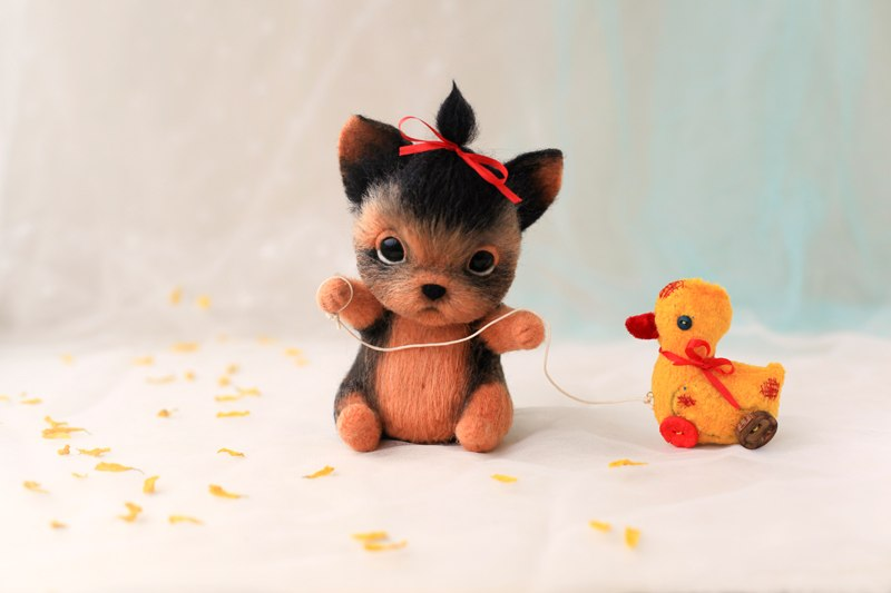Handmade tenderness: Super sweet toys by Nadezhda Micheeva - 69