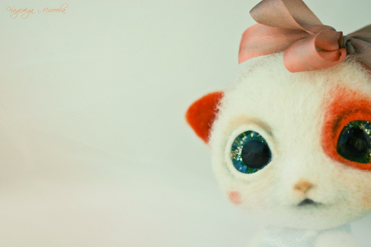 Handmade tenderness: Super sweet toys by Nadezhda Micheeva - 09