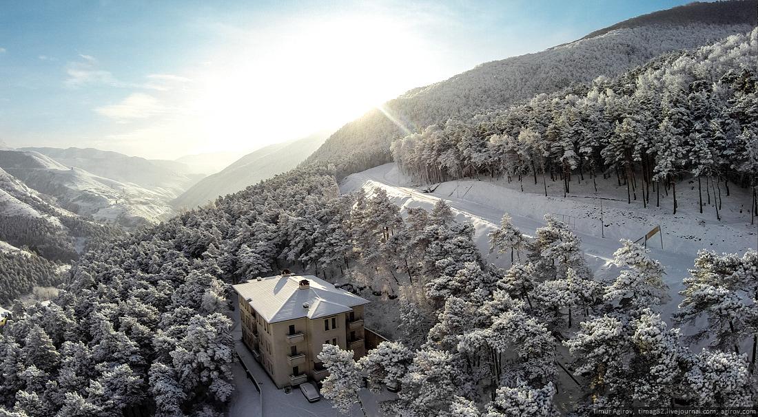 Nature of Ingushetia: Picturesque landscapes of the Republic - 01