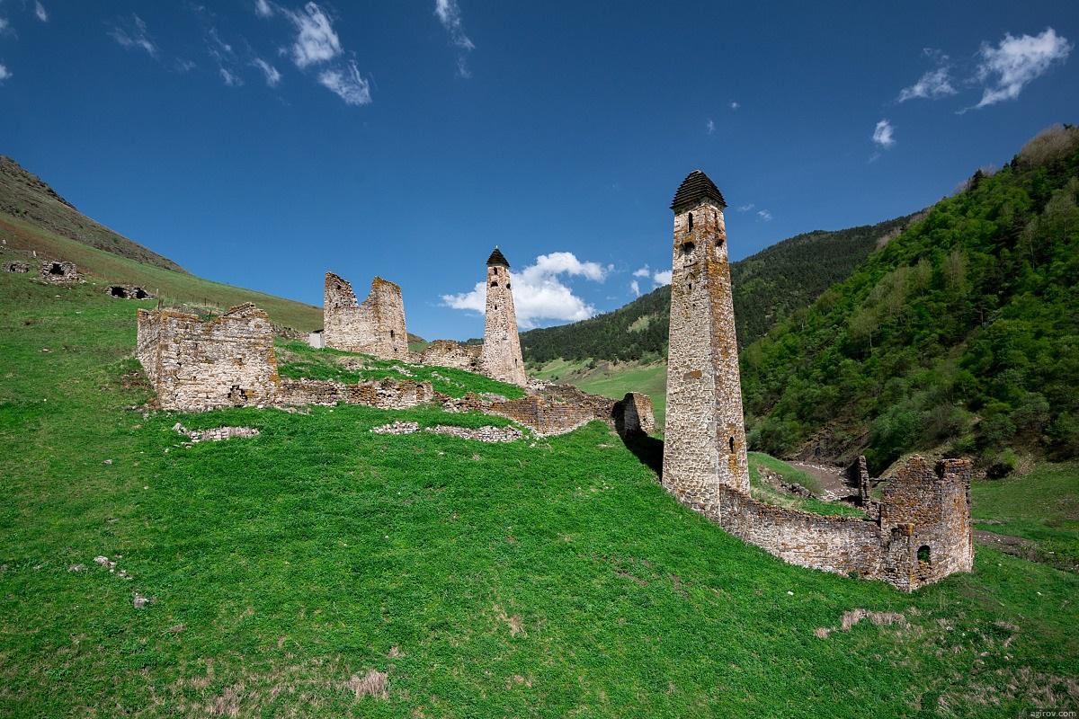 Nature of Ingushetia: Picturesque landscapes of the Republic - 19