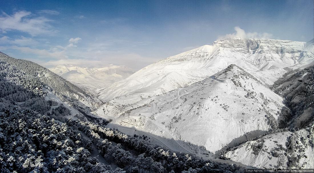Nature of Ingushetia: Picturesque landscapes of the Republic - 02