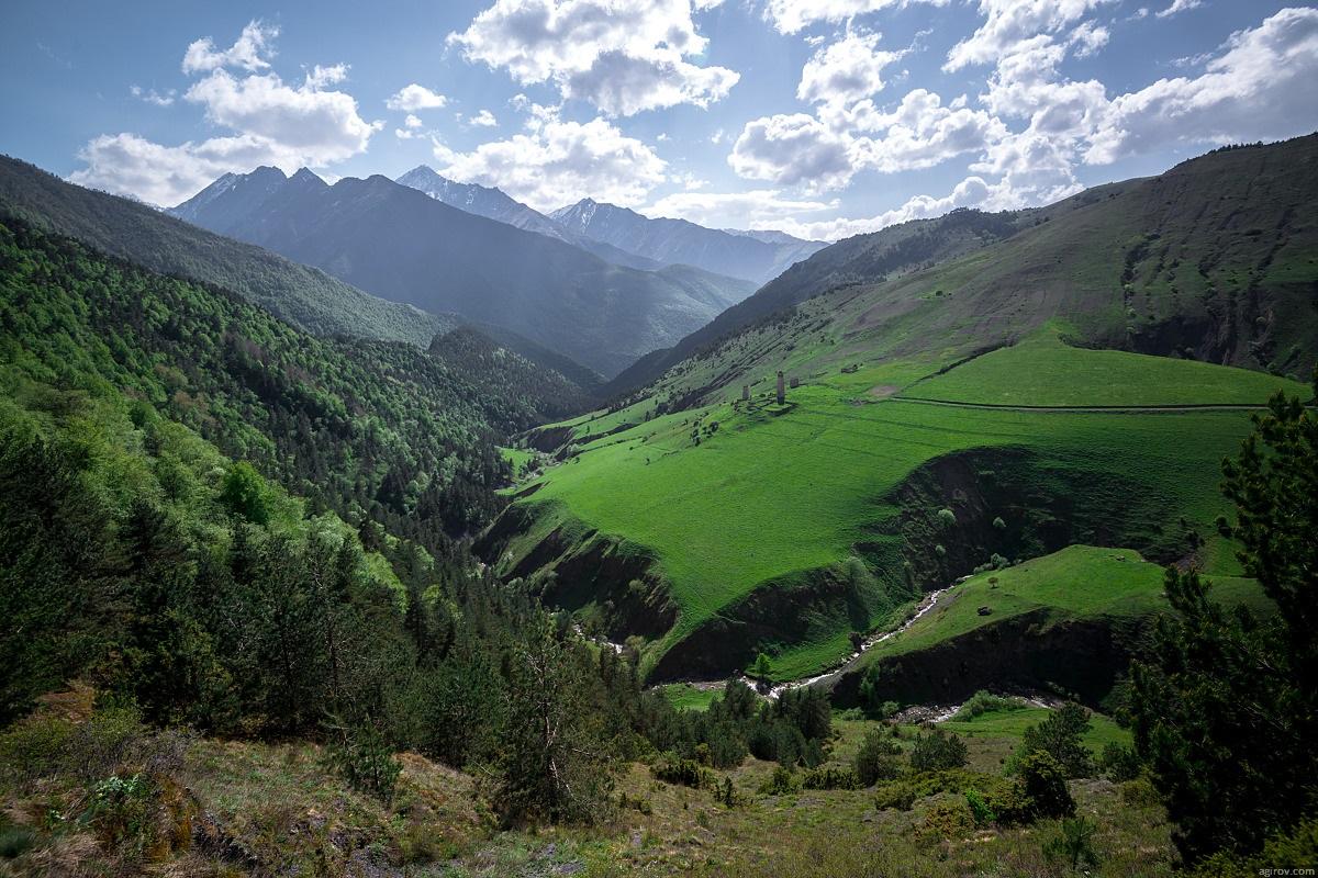 Nature of Ingushetia: Picturesque landscapes of the Republic - 20